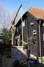 De waterput aan de Pastoor Dobbeleijnstraat 2 in Liempde